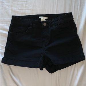 H&M Women Jean Shorts - Size 2